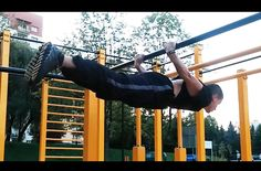 Tutorial #6 Back Lever - Waga tyłem / Street Workout Tutorial Back lever