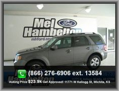 2012 Ford Escape Limited SUV  Speed Sensitive Audio Volume Control, Fixed Antenna, Variable Intermittent Front Wipers, Fuel Consumption: City: 20 Mpg, Radio Data System, Side Airbag, Overall Height: