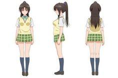 Character Model Sheet, Character Poses, Female Character Design, Character Modeling, Character Design References, Game Character, Character Concept, Chica Anime Manga, Manga Girl