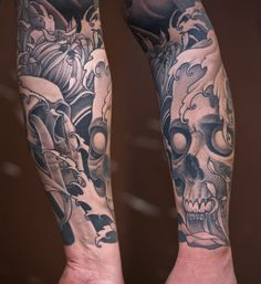 japanese sleeve tattoos - Google Search