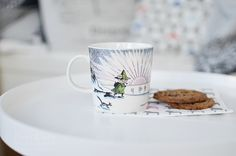 Winter mug 2017 Moomin Mugs, Tableware, Winter, Winter Time, Dinnerware, Dishes