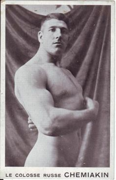 from Rylan vintage gay postcards