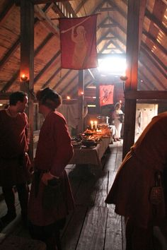 who wouldn't want to throw a party here? From vikingsnitt blog