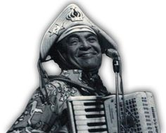 Brazilian Accordionist Luiz Gonzaga