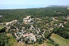 Campingvakantie Zagarella, Familie strand vakantie in LONGEVILLE SUR MER Landen van de Loire, camping Franceloc