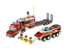Steengoed Venlo. De Lego website van Nederland - shop. 4430 Off road brandweertransport