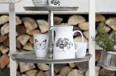 AFFAIR jug and mug. Lene Bjerre, spring 2014.