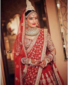 Bipasa Basu at her wedding
