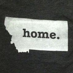Montana Home my beautiful beginning. So fortunate to be a native Montanan!