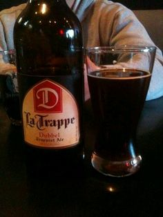 LaTrappe Dubbel at the Flying Goat
