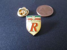 a4 REGGIANA FC club spilla football calcio soccer pins badge italia italy