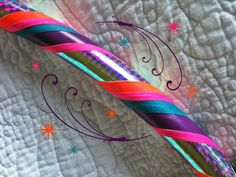 Unicorn Dance & Exercise Hula Hoop COLLAPSIBLE or by DanceHoops <3<3<3