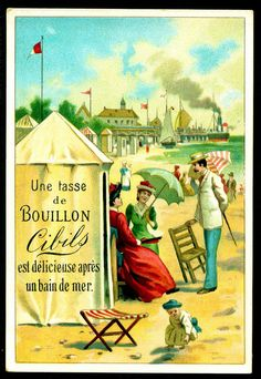 """Cibils Beef Extract """"Advertising Posters"""" c1900"""