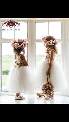 My flower girls