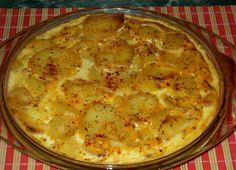 Adilja Hodža nam je poslala recept za pripremu zapečenog krumpira s jajima. Sastojci: 500 g krumpira 0,5 dl ulja sol papar začini žličica crvene mljevene paprike 2 dl mlijeka 2-3 jaja žlica brašna žličica crvene začinske paprike Priprema: Krumpir očistiti i narezati na kolute. Pržite krumpir u ulju na laganijoj vatri uz često miješanje. [...]