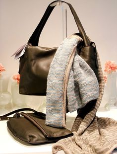 3a9ecba056a Bags Lupo Barcelona, scarf Ibuh, Fall/Winter 2014, available @Lutgarde Bags