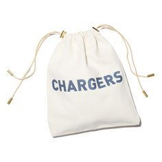 This self-explanatory drawstring pouch is exclusive togoop and will prove to be a godsend wear after wear. Keep your computer and phone charger compactly organ