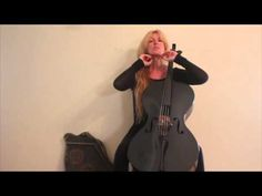Cello lesson in posture for beginners