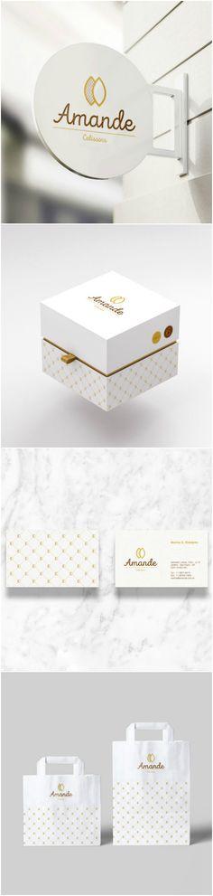 Studio Branco - Amande / Submit: worldpackagingdesign.com/submit  -  World Brand Design Society