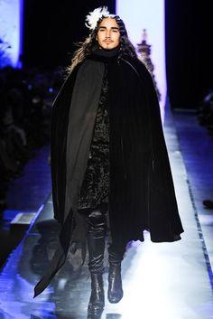 Jean Paul Gaultier Autumn/Winter 2011 Couture Collection | British Vogue