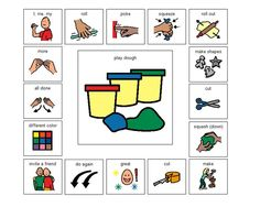 Save valuable time and find already created activities, from the Boardmaker Community and Premium Activities, to meet all your students' individual needs. Autism Learning, Autism Activities, Speech Therapy Activities, Language Activities, Autism Classroom, Preschool Classroom, Speech Language Pathology, Speech And Language, Visual Schedules