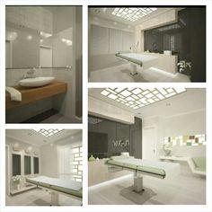 Güzellik merkezi odalar Bathroom Lighting, Mirror, Furniture, Home Decor, Bathroom Light Fittings, Bathroom Vanity Lighting, Decoration Home, Room Decor, Mirrors