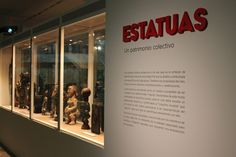 Human Evolution, Statues, Museums