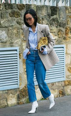 """22 Spring Outfit Ideas to Combat Those """"Nothing to Wear"""" Days via @WhoWhatWearUK"""