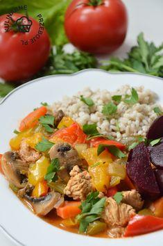 Kung Pao Chicken, Food And Drink, Menu, Ethnic Recipes, Fitness, Polish Recipes, Menu Board Design
