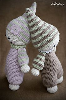 Cuddly-baby - amigurumi doll by Mari-Liis Lille on Raverly