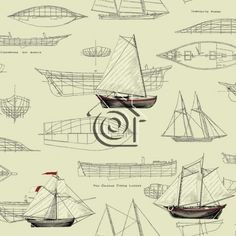 Papel Pintado Atlantic 343075