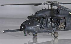 UH-60 DAP Nightstalker | #Scale_model 1/35