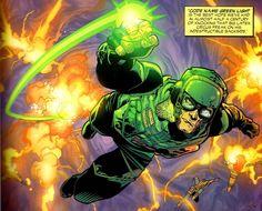 Hal Jordan in Red Son