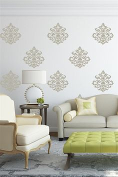 Enhance the environment of your area so as not to be uninteresting by including a few of the complying with distinct wall decors. Discover extra distinct ideas regarding Wall Art, Wall Decals, and Wall decorations. Pinturas Chevron, Nursery Wall Decor, Room Decor, Wall Decals For Bedroom, Art Decor, Casa Feng Shui, Metal Tree Wall Art, Art Wall Kids, Unique Home Decor
