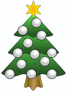 use pom poms to decorate Christmas tree Preschool Christmas, Christmas Activities, Christmas Printables, Kids Christmas, Handmade Christmas, Christmas Crafts, Xmas, Christmas Worksheets, Do A Dot