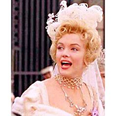 Marilyn in the Prince and the Showgirl