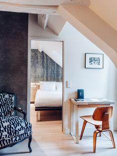 2 hôtels à Saint-Germain |MilK decoration