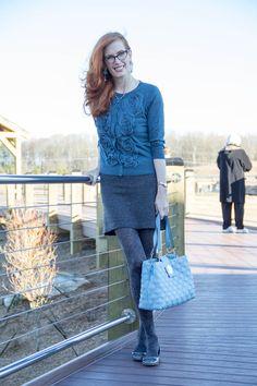 Pantone's Spring Colors 2015 - Elegantly Dressed & Stylish - Over 40 Fashion Blog