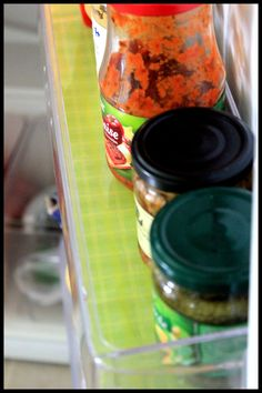 The {colored} Married Life: DIY Fridge Coasters