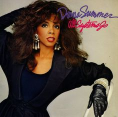 All Systems Go #DonnaSummer #Disco