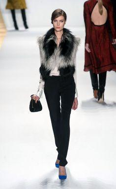 J. Mendel - J. Mendel - Nueva York - Mujer - Otoño Invierno 2013- 2014 - Pasarelas, desfiles de moda, diseñadores, videos, calendarios, fotos y backstage - Elle - ELLE.ES
