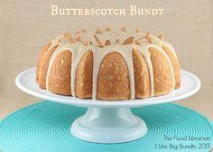 Butterscotch Bundt, Day 3