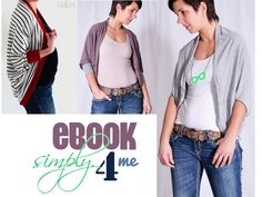 "eBOOK+#+61+✪++Bolerojäckchen+""simply.4me""+von+leni+pepunkt+auf+DaWanda.com"