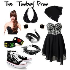 """The """"Tomboy"""" Prom"""