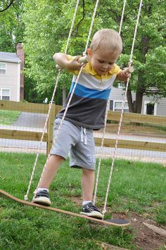 Skateboard Swing | DIY projects for everyone!