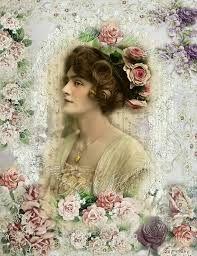 Αποτέλεσμα εικόνας για imagens de papel de decopagem rosa e azul com flores e borboletas