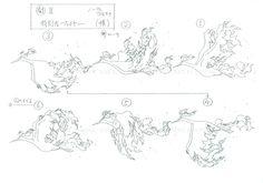 moltres pokemon settei flying animation
