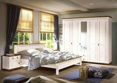 Schlafzimmer komplett Valencia Landhausstil vom Feinsten...