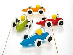 Brio wooden race car - i'm sure if we ever have a boy he'll have lots of toy cars because of the hubby