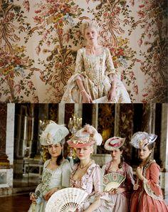 love & velvet: Fashion Inspiration: Marie Antoinette